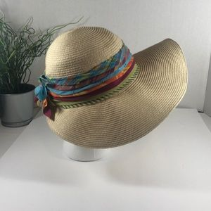 Cappella Straworld Beach Hat